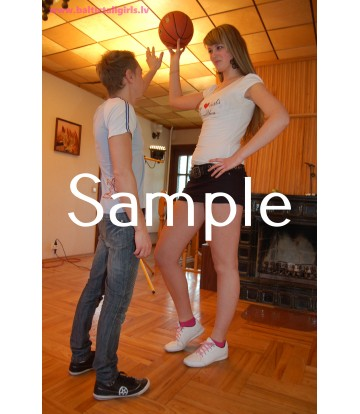 Elisse & Ivan: no heels