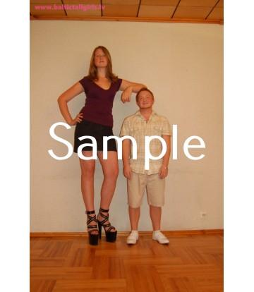 Becky, John: 20cm heels
